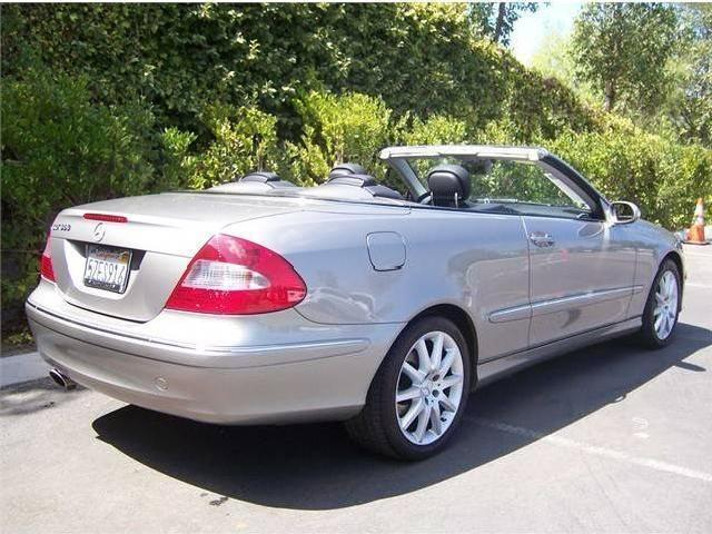 Mercedes benz clk class automatic 2007 california mitula for 2007 mercedes benz clk