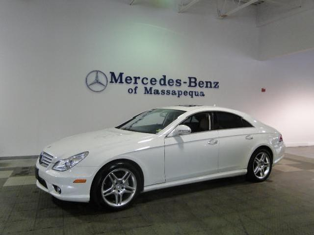 Image gallery 2007 cls550 for Mercedes benz cls 2007