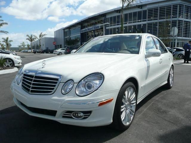 Gardens mercedes benz e class used cars in miami mitula cars for 2007 mercedes benz e350