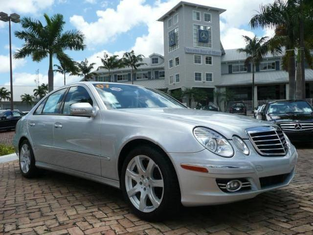 2007 mercedes benz e550 sport package mitula cars for 2007 mercedes benz e550
