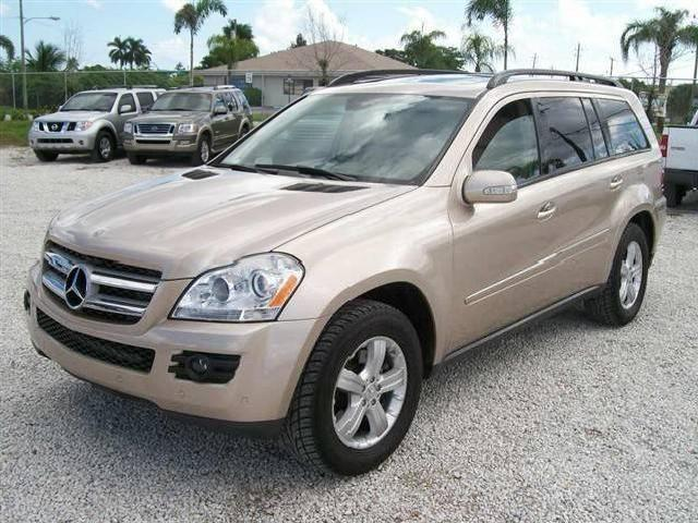Mercedes benz gl class gold 2007 with pictures mitula cars for 2007 mercedes benz gl class