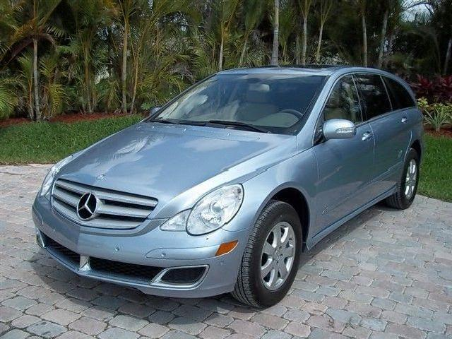 Mercedes benz r class leather lake worth mitula cars for 2007 mercedes benz r350 4matic