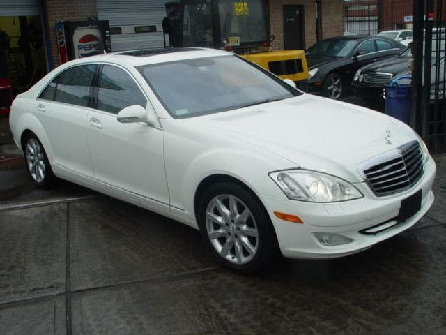 2007 white mercedes benz s550 mitula cars for Mercedes benz s550 2007