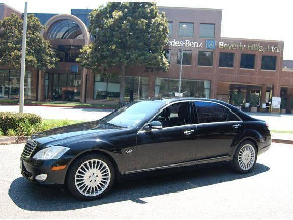 2007 mercedes benz s class used cars in beverly hills for Beverly hills mercedes benz used cars