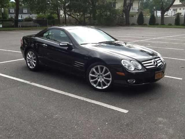 2007 Mercedes Benz Sl Class Used Cars In New York Mitula