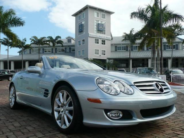 2007 mercedes benz sl class used cars in chestnut mitula for 2007 mercedes benz sl class sl550