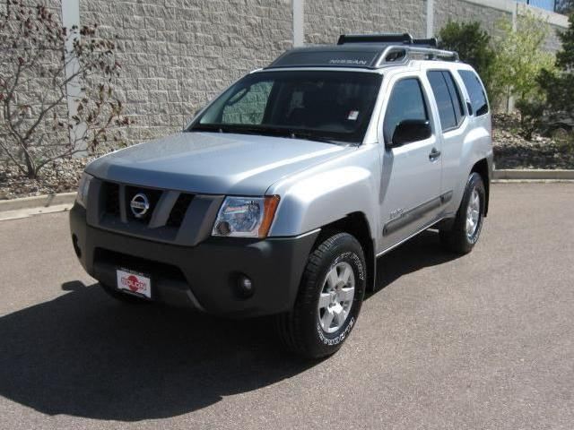 off road nissan xterra used cars in colorado mitula cars. Black Bedroom Furniture Sets. Home Design Ideas