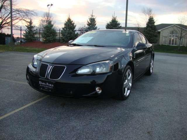 2007 Pontiac Grand Prix Used Cars In Davenport Mitula Cars