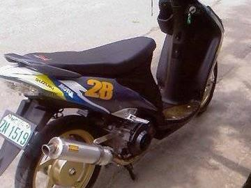 2007 Suzuki Step- Full Set-Up