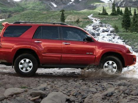 new toyota 4runner used cars in orange mitula cars. Black Bedroom Furniture Sets. Home Design Ideas