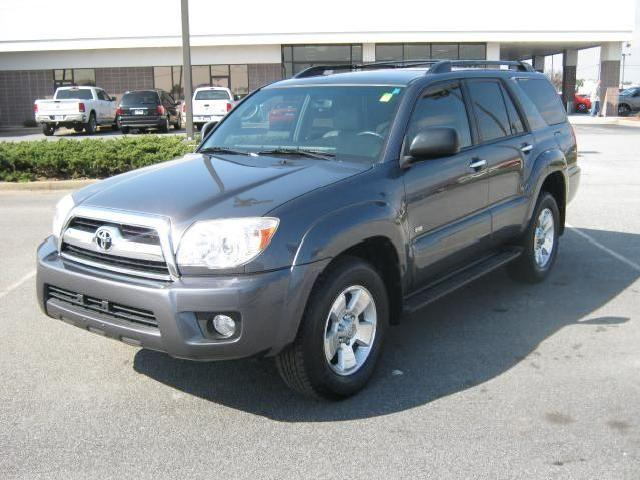 automatic 2007 toyota 4runner used cars in georgia. Black Bedroom Furniture Sets. Home Design Ideas