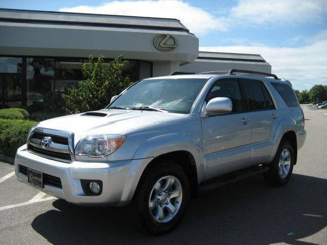2007 toyota 4runner sr5 used cars in virginia mitula cars. Black Bedroom Furniture Sets. Home Design Ideas
