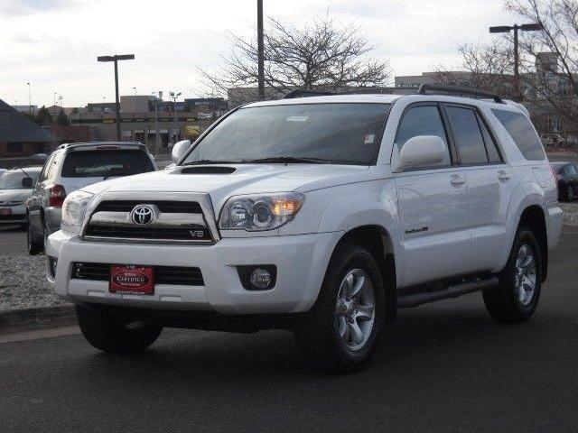 toyota 4runner 2007 wyoming mitula cars. Black Bedroom Furniture Sets. Home Design Ideas