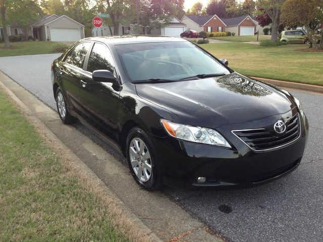 2007 crash ratings toyota camry used cars mitula cars with pictures. Black Bedroom Furniture Sets. Home Design Ideas