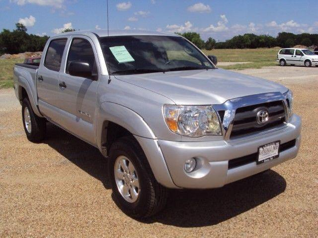 Randall Noe Used Cars In Terrell Texas >> Toyota Tacoma Used Cars in Terrell - Mitula Cars