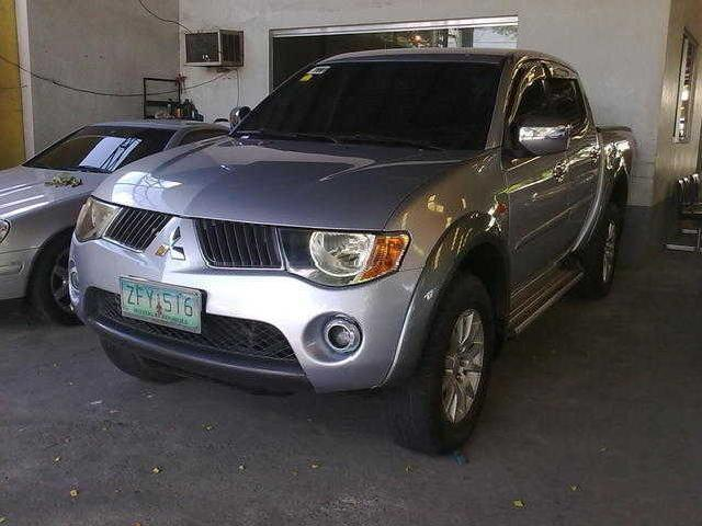 2007 Triton Strada 4x4 Automatic Only P749 Nego. We Offer Financing