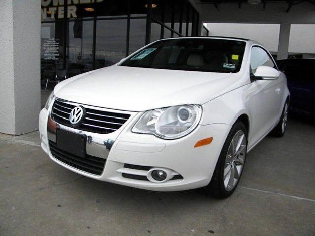 2007 Volkswagen Eos Used Cars In Houston Mitula Cars
