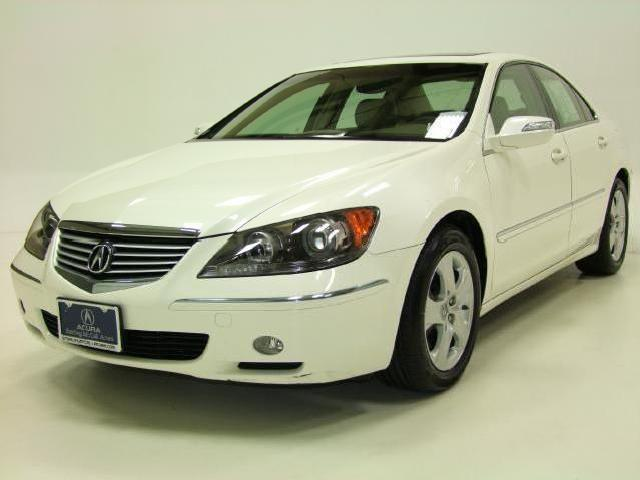 Acura Rl Sh Awd Acura Certified on 2000 Acura Rl White