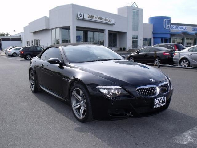 2008 Bmw M6 Used Cars In New Jersey Mitula Cars