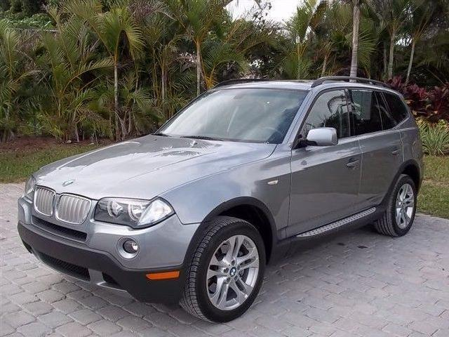 cars bmw x3 running boards black