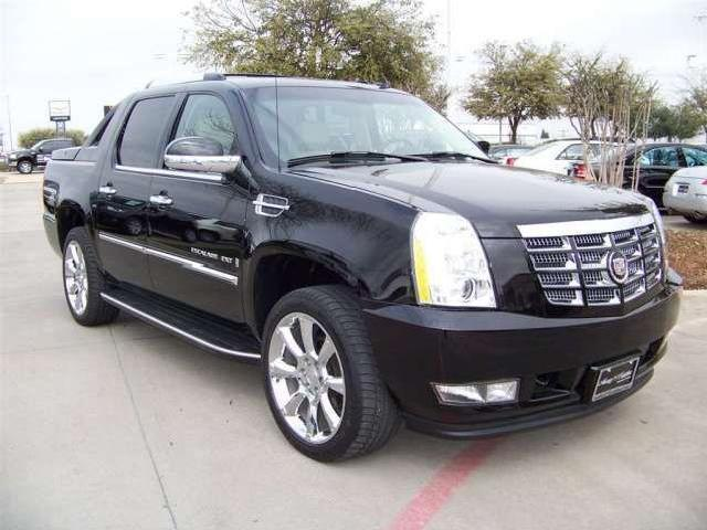 cadillac escalade ext 2008 garland mitula cars. Black Bedroom Furniture Sets. Home Design Ideas