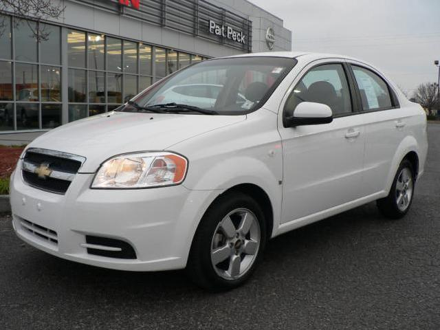 Chevrolet Aveo Dr Sdn Ls