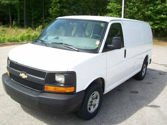 chevrolet express van wake forest 16 chevrolet express. Black Bedroom Furniture Sets. Home Design Ideas