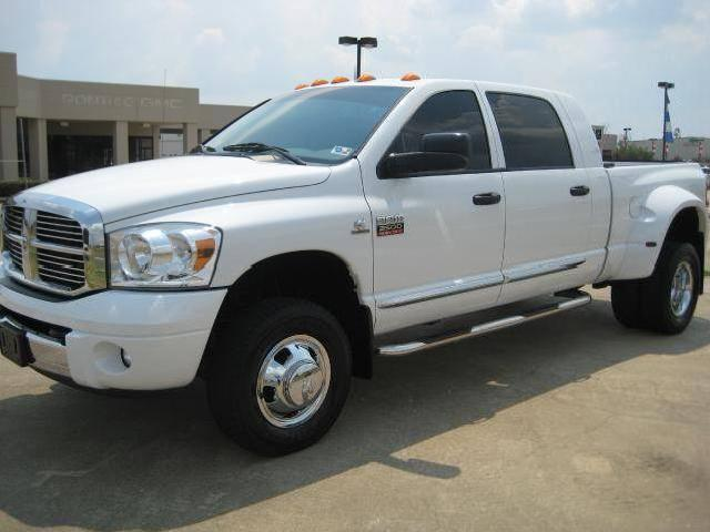 2008 Dodge 3500 Mega Cab Dually Mitula Cars