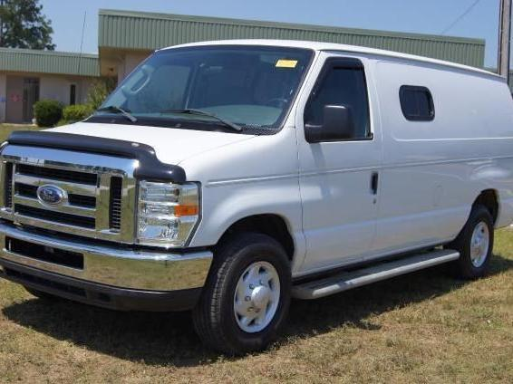 2008 econoline conversion van