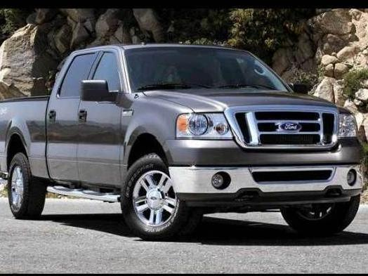 2008 F150 Xlt Supercrew 2008 Ford f 150 Xlt Supercrew