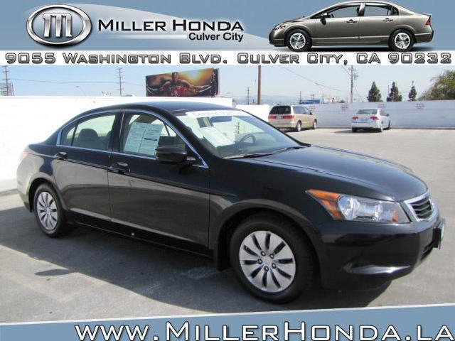 Honda accord 2008 culver city mitula cars for Culver city honda