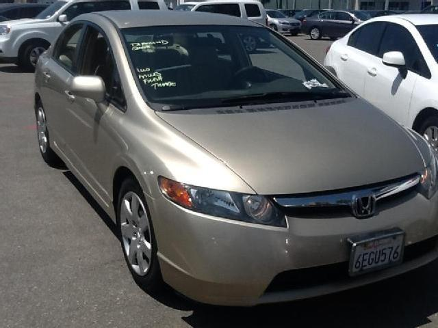 Honda civic sedan gold 2008 california mitula cars for Gold honda civic