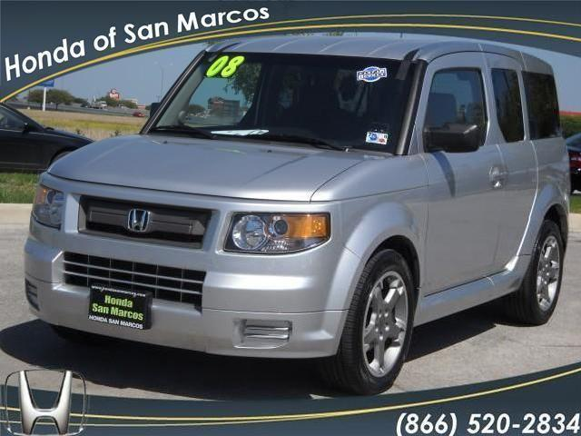 Honda element san marcos 18 honda element used cars in for Honda dealership san marcos