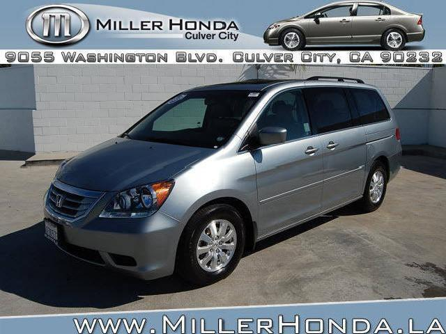 Honda odyssey 2008 culver city mitula cars for Culver city honda