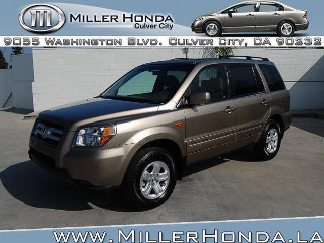 2008 honda pilot used cars in culver city mitula cars for Culver city honda
