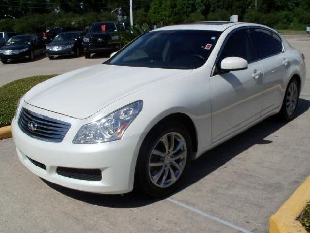 white infiniti g35 used cars in louisiana mitula cars. Black Bedroom Furniture Sets. Home Design Ideas