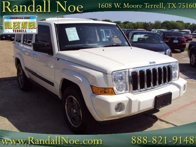 Randall Noe Used Cars In Terrell Texas >> Jeep Commander Terrell - 21 Jeep Commander Used Cars in Terrell - Mitula Cars