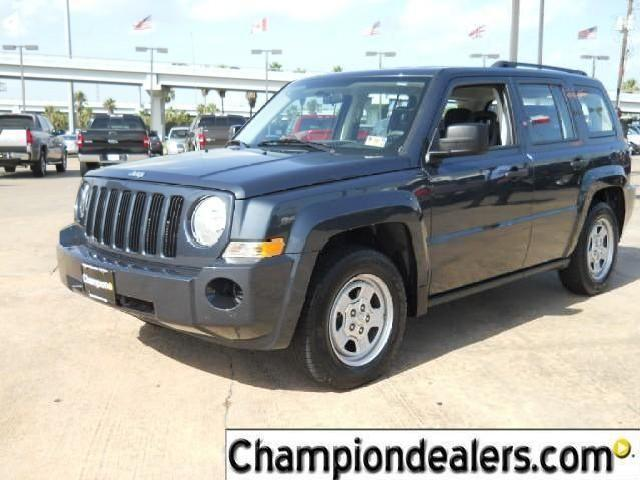 jeep patriot 2008 houston mitula cars. Black Bedroom Furniture Sets. Home Design Ideas
