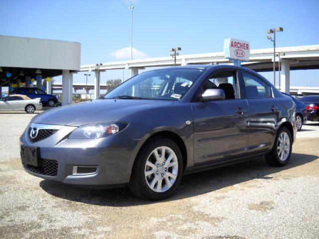 Mazda Dealership Houston >> 2008 Mazda 3 Touring Used Cars in Houston - Mitula Cars