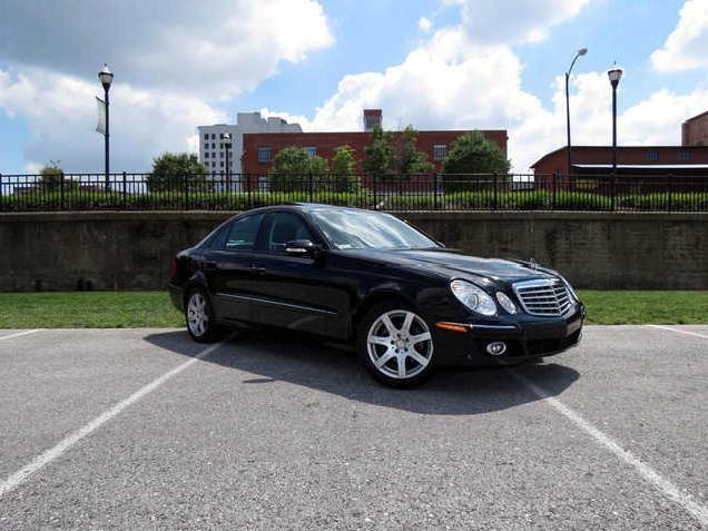 Leather mercedes benz e class used cars in springfield for Used mercedes benz springfield mo