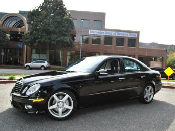 Trade mercedes benz e class beverly hills mitula cars for Beverly hills mercedes benz service