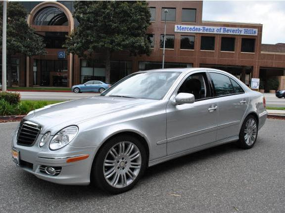 Air conditioning mercedes benz e class used cars in for Beverly hills mercedes benz used cars