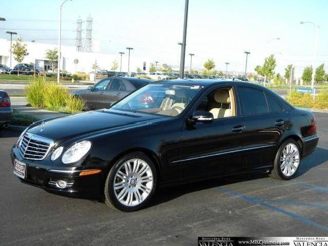Mercedes benz e class santa clarita 19 2008 mercedes for 2008 mercedes benz e350 for sale