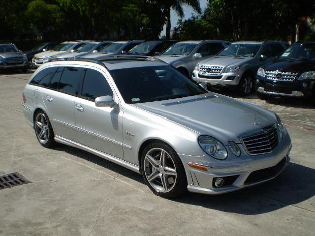 E class wagon 2008 florida mitula cars for 2008 mercedes benz e350 for sale
