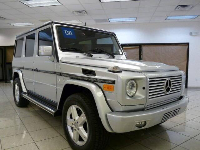 Wagon us mercedes benz g class used cars mitula cars for 2008 mercedes benz g class