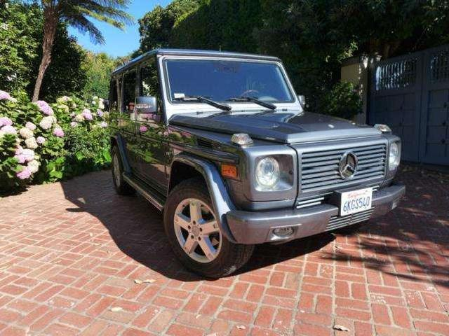 Mercury california 9 g class mercury used cars in for 2008 mercedes benz g class