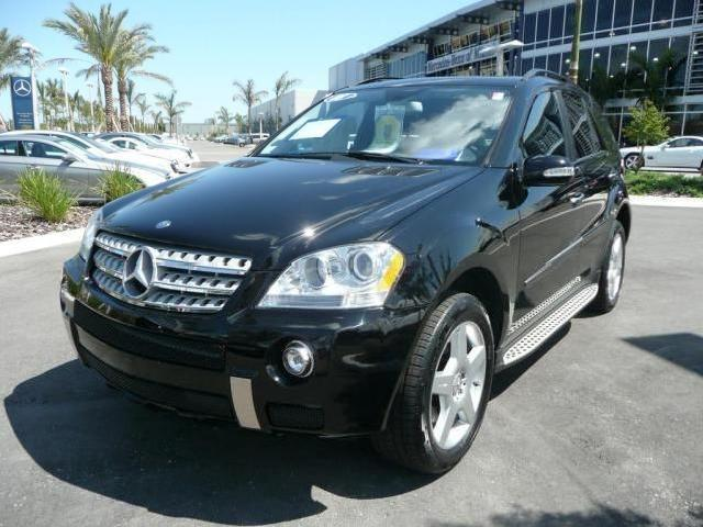 Ml550 miami with pictures mitula cars for 2008 mercedes benz ml550 4matic