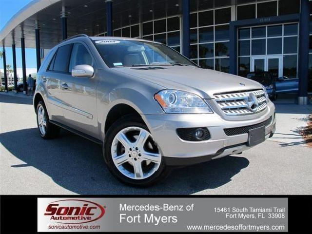 Mercedes benz ml class used cars in fort myers mitula cars for Mercedes benz of fort myers used cars