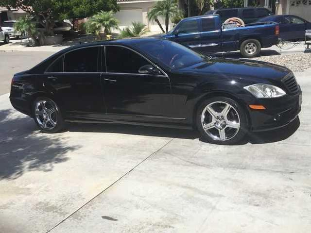 Mercedes Benz S550 P2 Package Mitula Cars