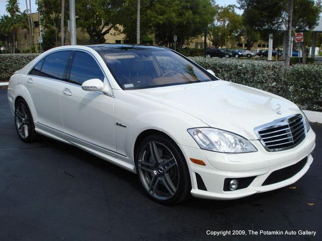 Mercedes Benz Miami 7 2008 S63 Amg Mercedes Benz Used